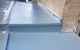 Fibreglass GRP Roof