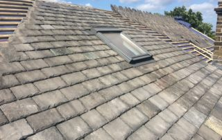 Re-roof & Velux