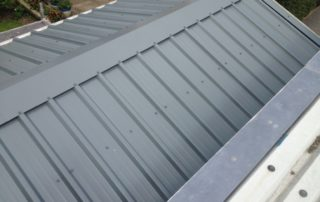 Metal Sheets & Ridge