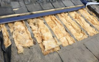Re-roofing Insulation