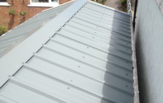 Sheeted Domestic Roof