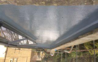 Skypod GRP Roof