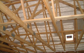 Structural Roof Timbers